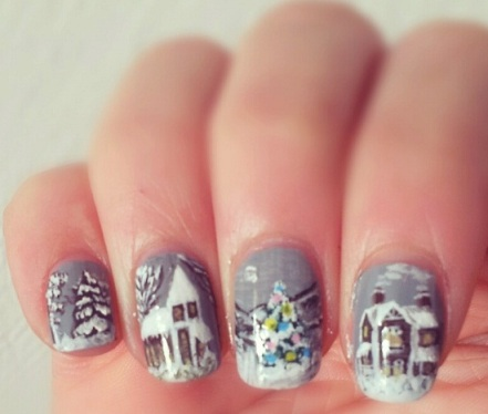 winter nails (4)